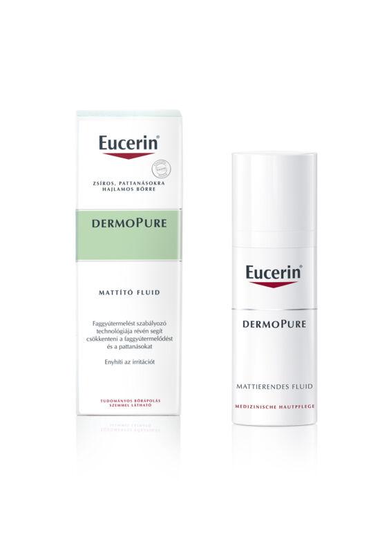 Eucerin DermoPure Mattító fluid 50ml