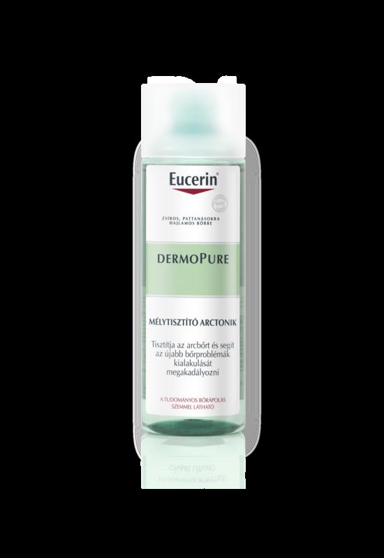 Eucerin DermoPure Mélytisztító tonik 200ml