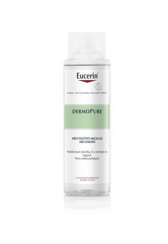 Eucerin DermatoCLEAN 3 az 1-ben Micellás arclemosó 400ml