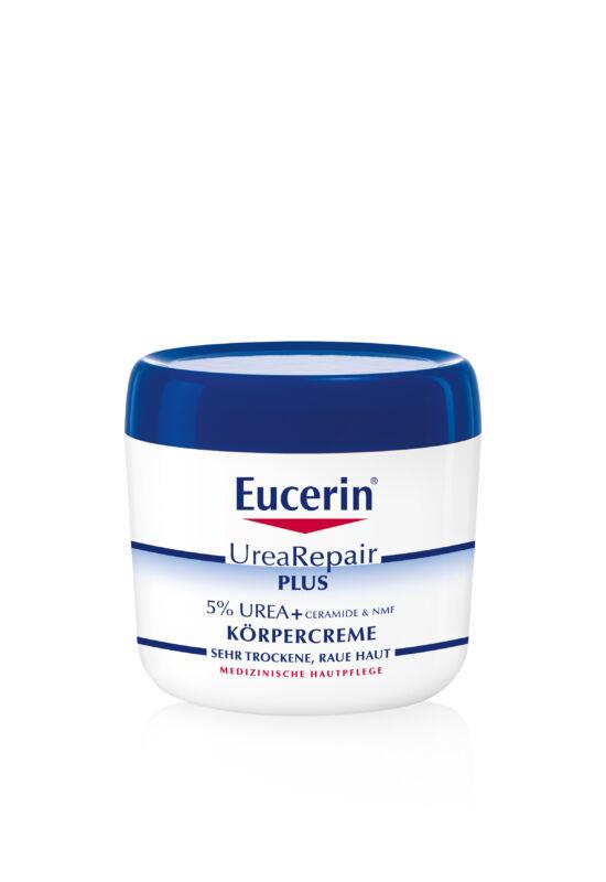 Eucerin UREA Repair PLUS 5% Urea testápoló 450 ml