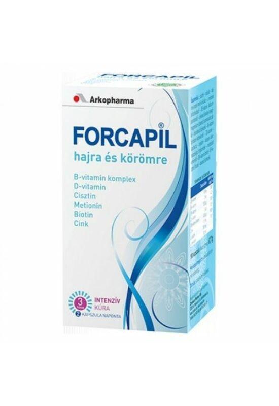 Forcapil Kapszula, hajra és körömre180x