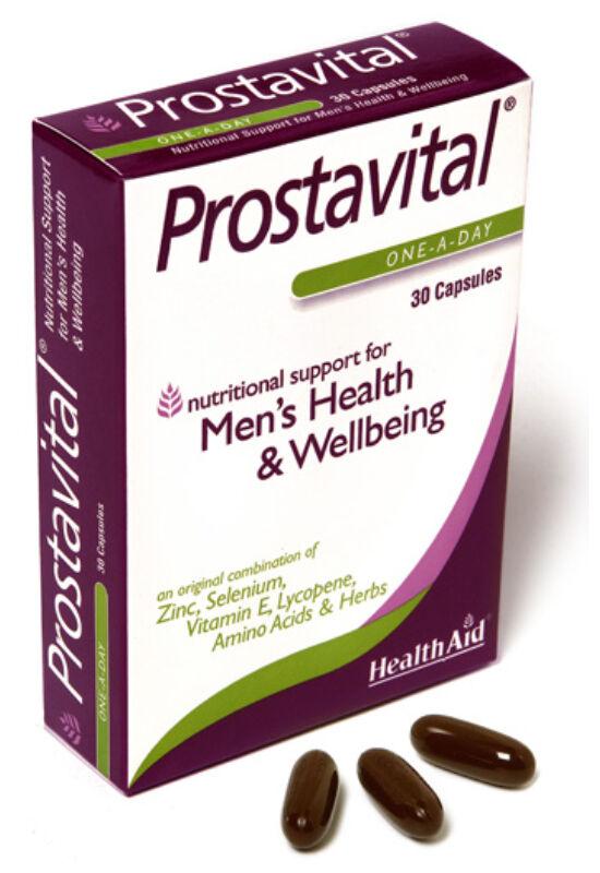 HealthAid Prostavital 30 db