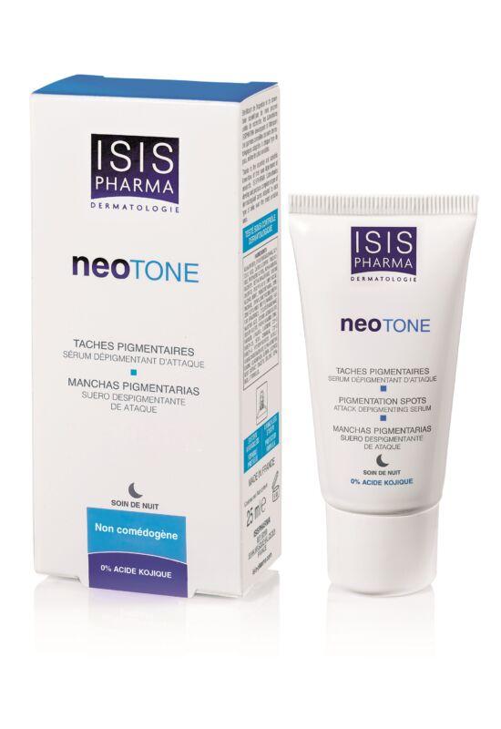 Isispharma Neotone Intenzív éjszakai depigmentáló szérum 25 ml