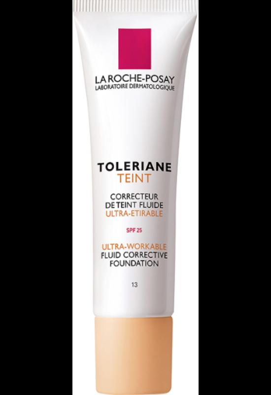 La Roche-Posay Toleriane Teint SPF 25 Sand Beige 13 korrekciós alapozó fluid 30 ml