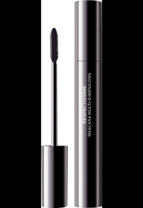 La Roche-Posay Respectissime Multi-Dimensions Black dúsító, definiáló és védő szempillaspirál 7,2 ml