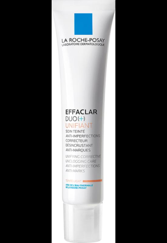 La Roche-Posay Effaclar Duo(+) Light színezett arcápoló krém 40 ml