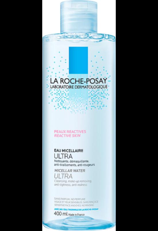 La Roche-Posay Ultra micellás arctisztító túlérzékeny bőrre 400 ml