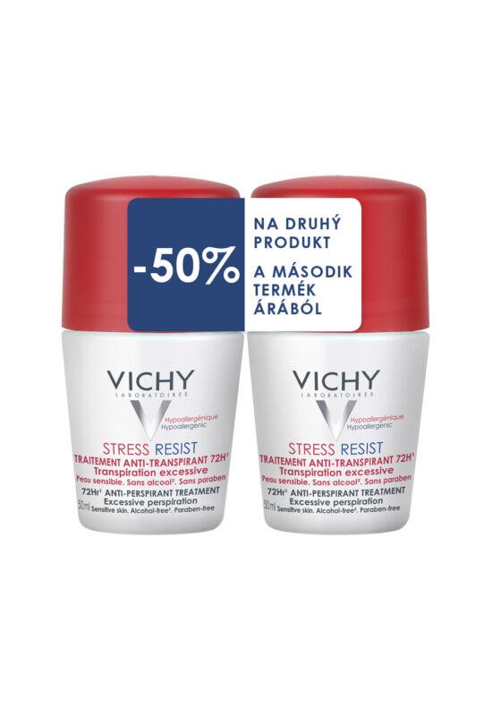 Vichy Stress Resist izzadásgátló dezodor DUO PACK (50ml+50ml)