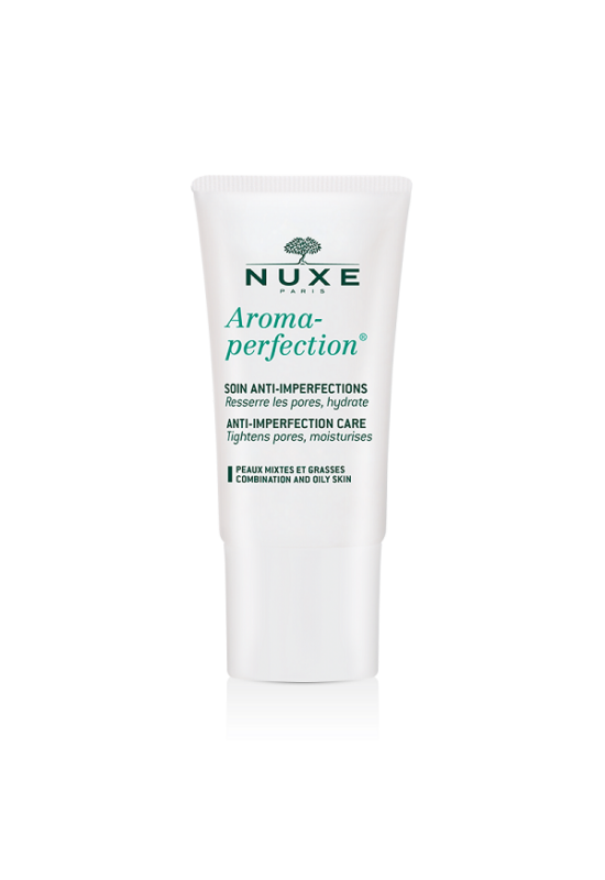 NUXE Aroma Perfection Hidratáló krém problémás bőrre 40ml