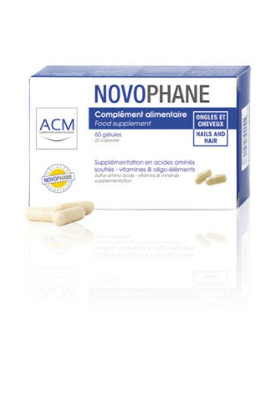 ACM Novophane kapszula hajra és körömre 180db exp.: 02/22