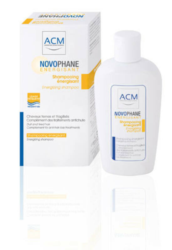 ACM Novophane Energetizáló sampon 200ml exp.: 07/21