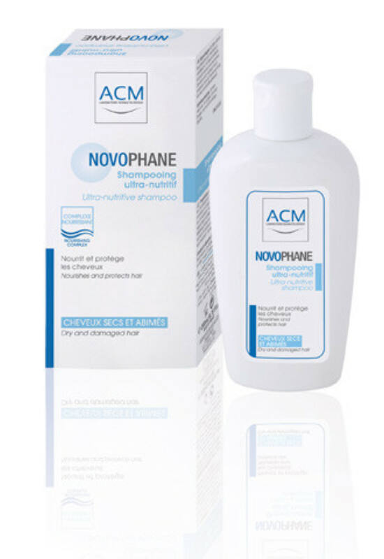 ACM Novophane ultra tápláló sampon 200ml exp.: 03/21