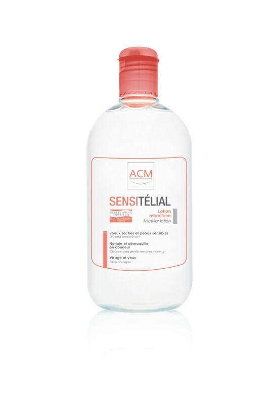 ACM Sensitélial micellás arctisztító oldat 250ml exp.: 01/21