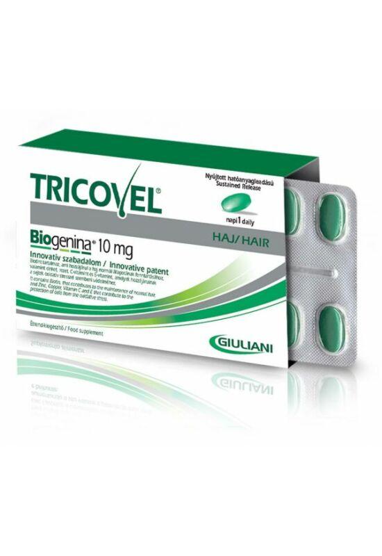 Tricovel Biogenina 10mg tabletta 30db