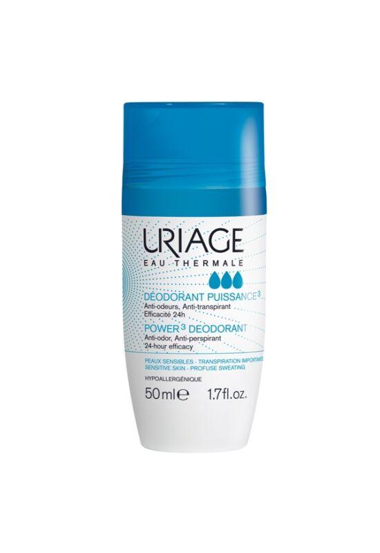 Uriage DEO Intenzív izzadásgátló golyós dezodor 50ml