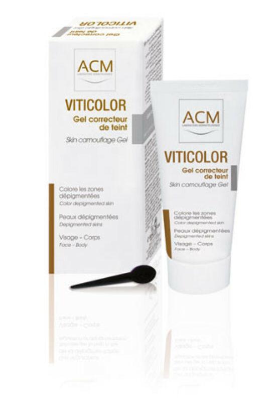 ACM Viticolor színezett bőrápoló gél 50ml exp.: 01/21
