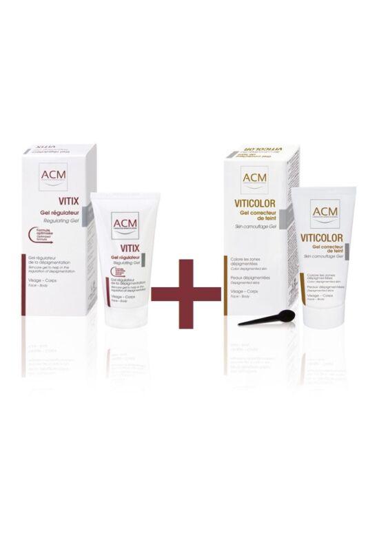 ACM Vitix Gél 50 ml + ACM Viticolor gél 50ml