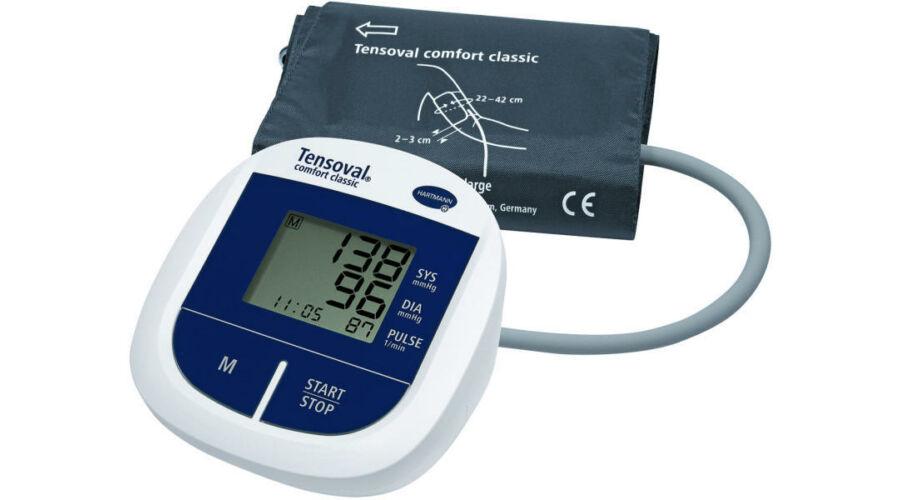 Tensoval vérnyomásmérő Comfort Classic - Vérnyomás..
